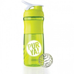 SHAKER ZIELONY 760 ml - PUR YA!